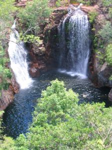 Natural swimming pool, Litchfield National Park, Darwin