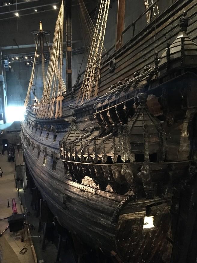 Vasa shipwreck