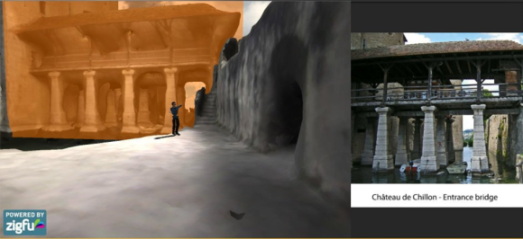 Kinect-Unity-3Dpointer